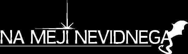Na meji nevidnega logotip
