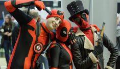 NMN cosplay deathpools