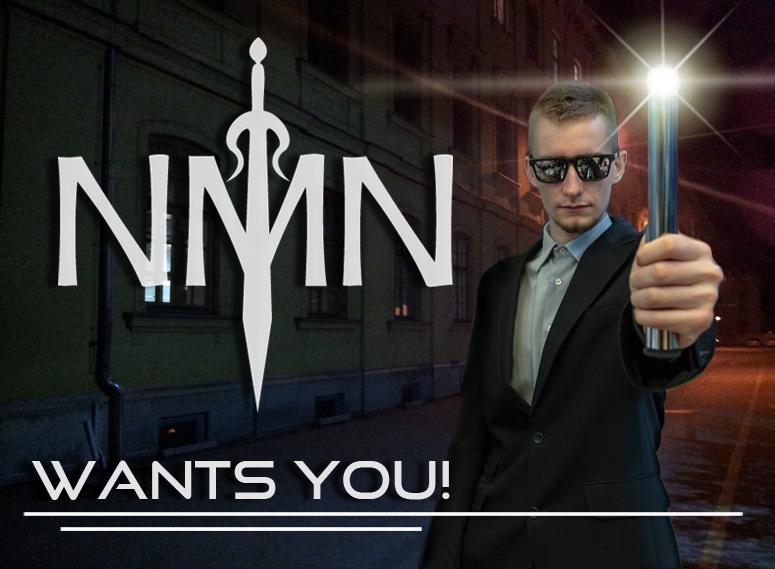 NMN išče sidekicke za pomoč na konvenciji