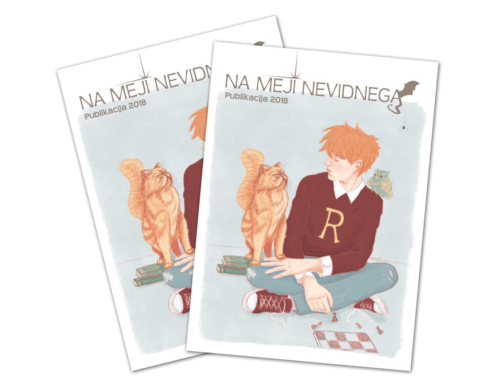 Primera revije NMN iz leta 2018.