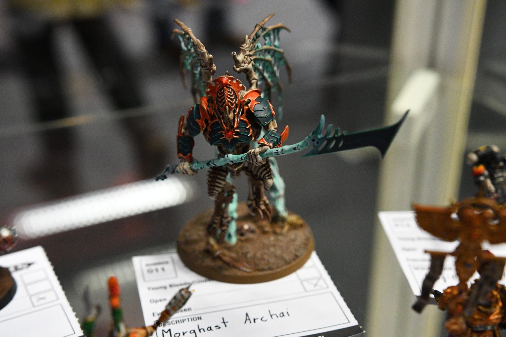 Tekmovanje za najboljše pobarvano miniaturo